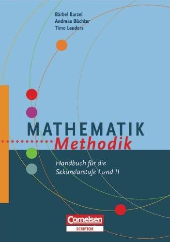 Mathematik Methodik
